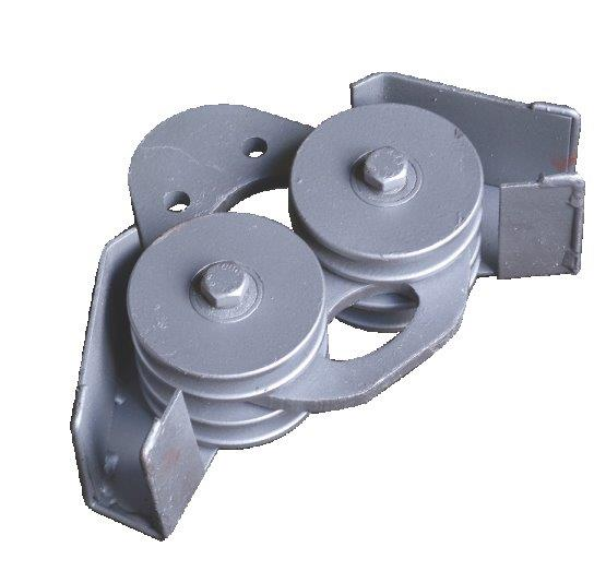 BMS MK4 Double Corner Pulley